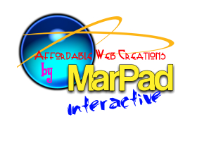 Affordable Web Creations by MarPad Interactive